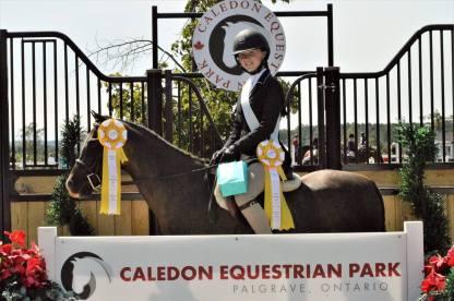 Lindsay Vandenboom C Equitation presentation